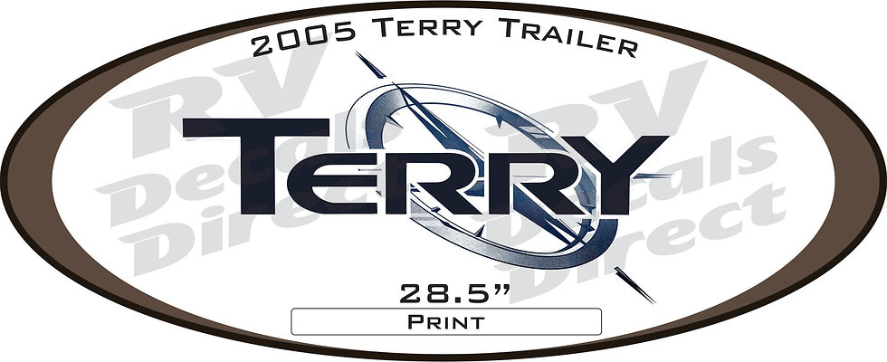 2005 Terry Travel Trailer