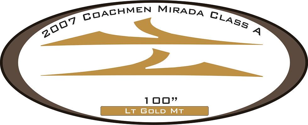 2007 Mirada Class A