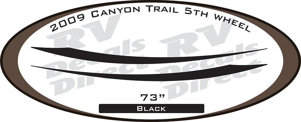 2009 Canyon Trail 5th Wheel