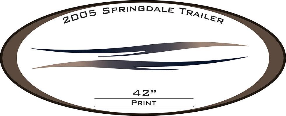 2005 Springdale Travel Trailer