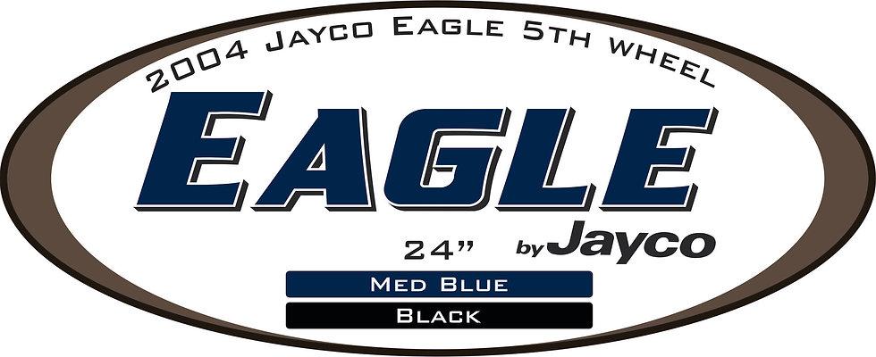 2004 Eagle Travel Trailer