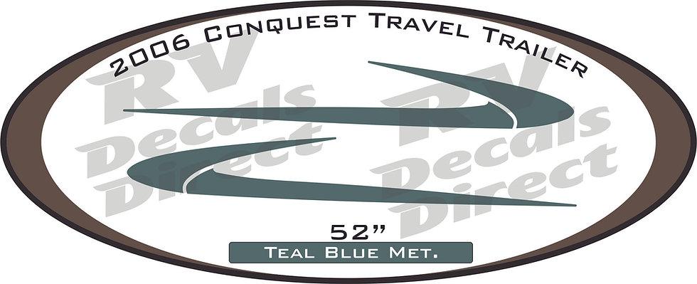 2006 Conquest Travel Trailer