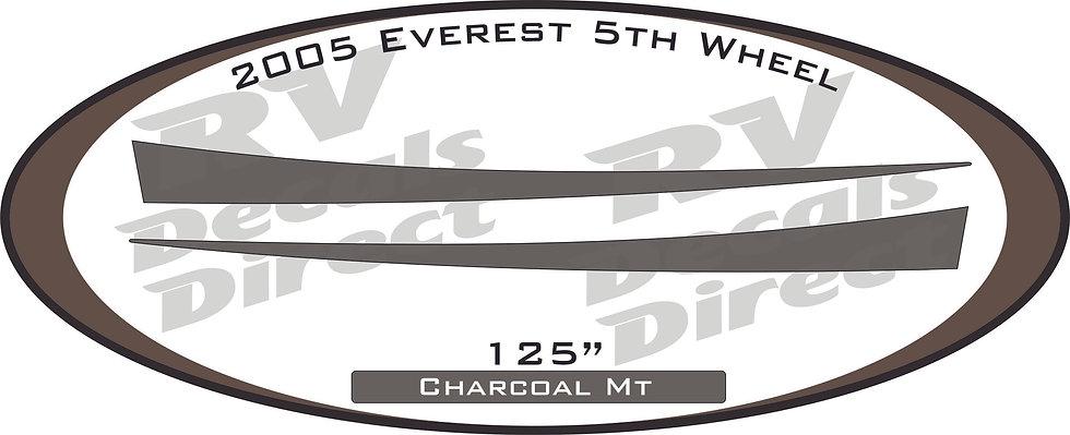 2005 Everest 5th Wheel