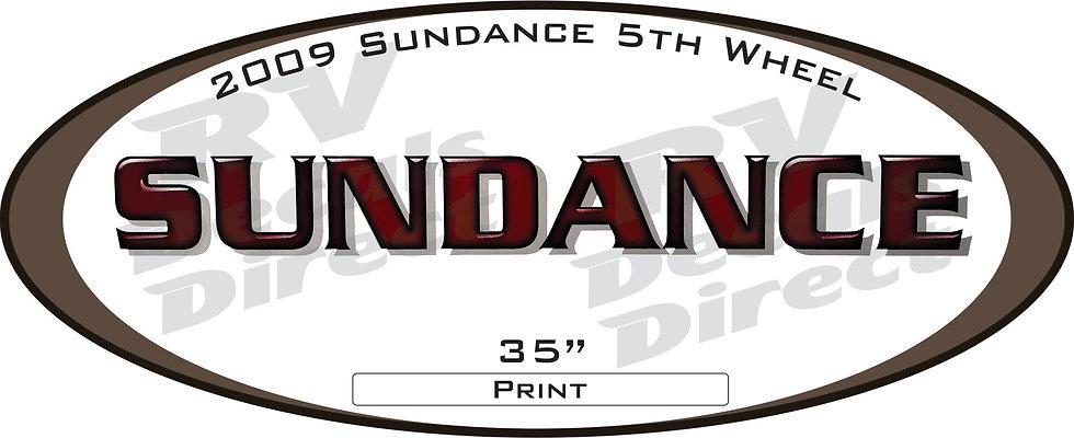 2009 Sundance 5th Wheel