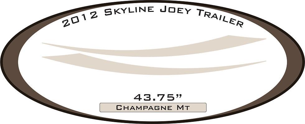 2012 Joey Trailer