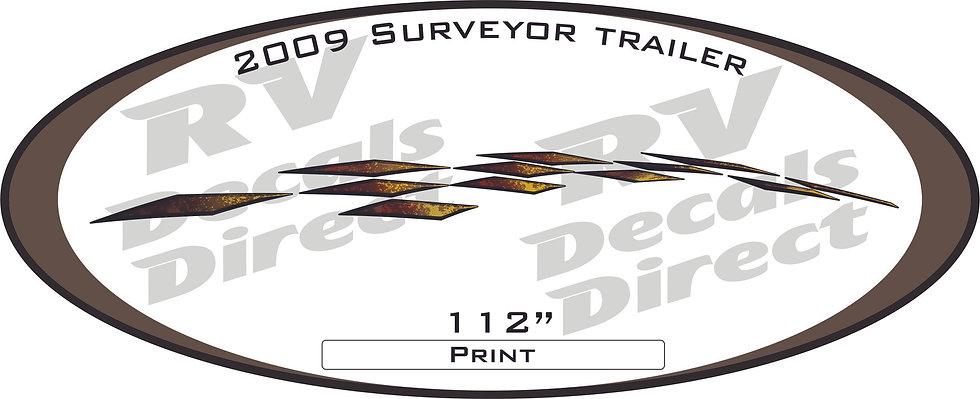 2009 Surveyor Travel Trailer