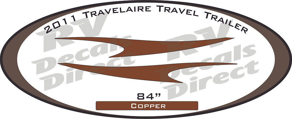 2011 Travelaire Travel Trailer