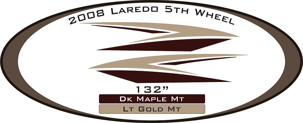 2008 Laredo 5th wheel