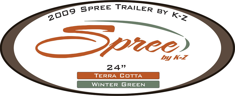 2009 Spree Travel Trailer