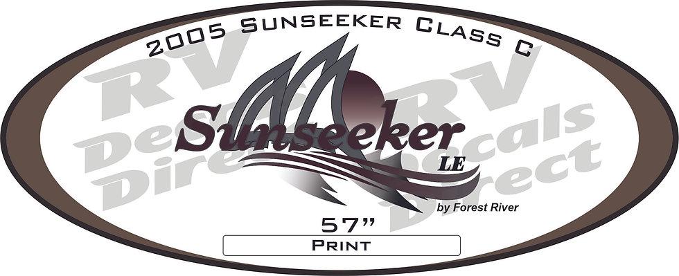 2005 Sunseeker Class C