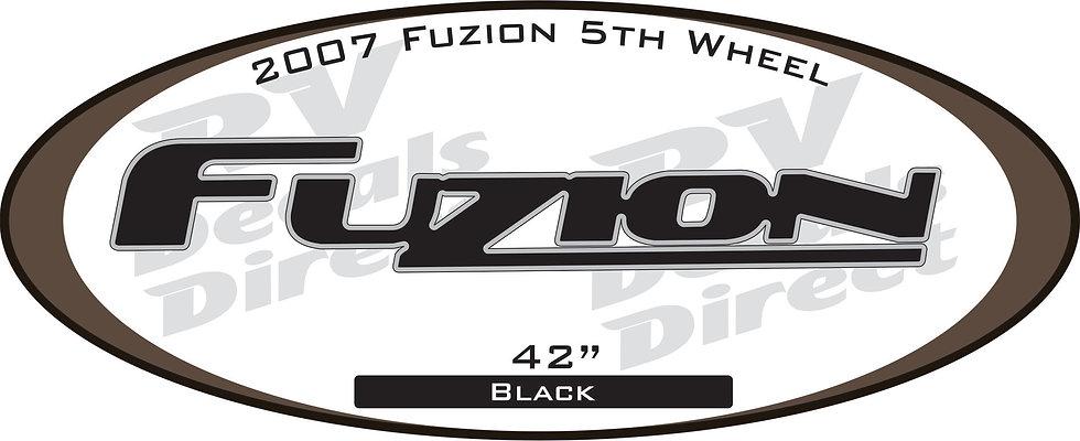 2007 Fuzion 5th Wheel