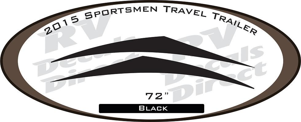 2015 Sportsmen Travel Trailer