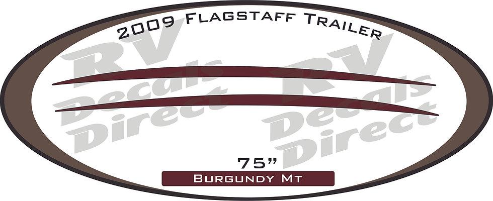 2009 Flagstaff Travel Trailer