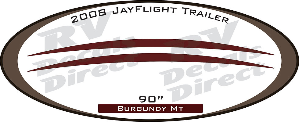 2008 JayFlight Travel Trailer
