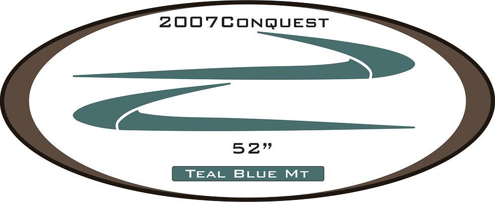 2007 Conquest 5th wheel