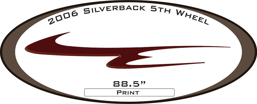 2006 Silverback 5th Wheel