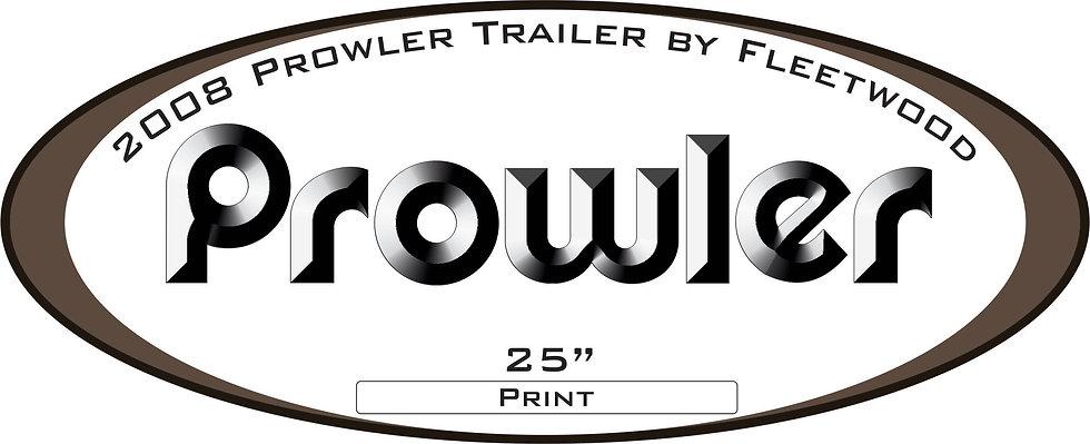 2014 Prowler Travel Trailer