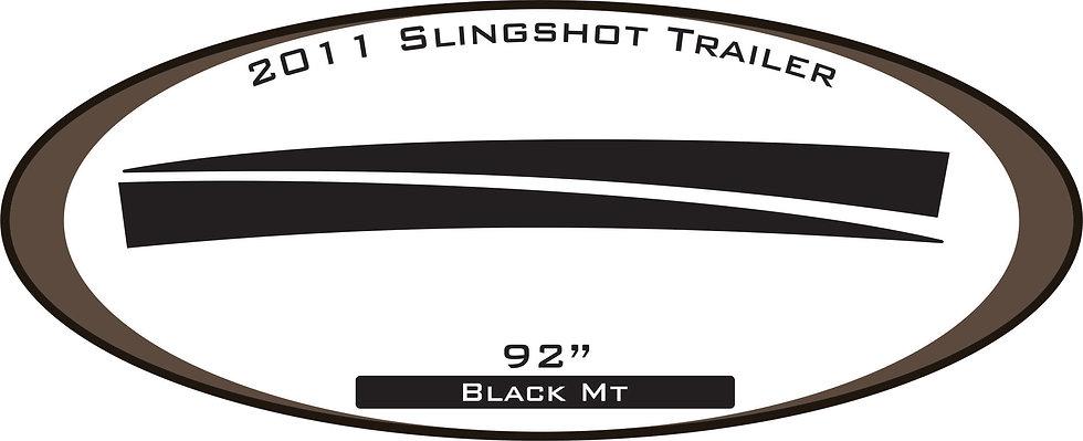 2011 Slingshot Travel Trailer