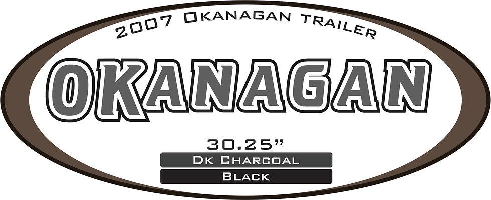 2007 Okanagan Trailer