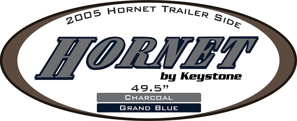 2005 Hornet Travel Trailer