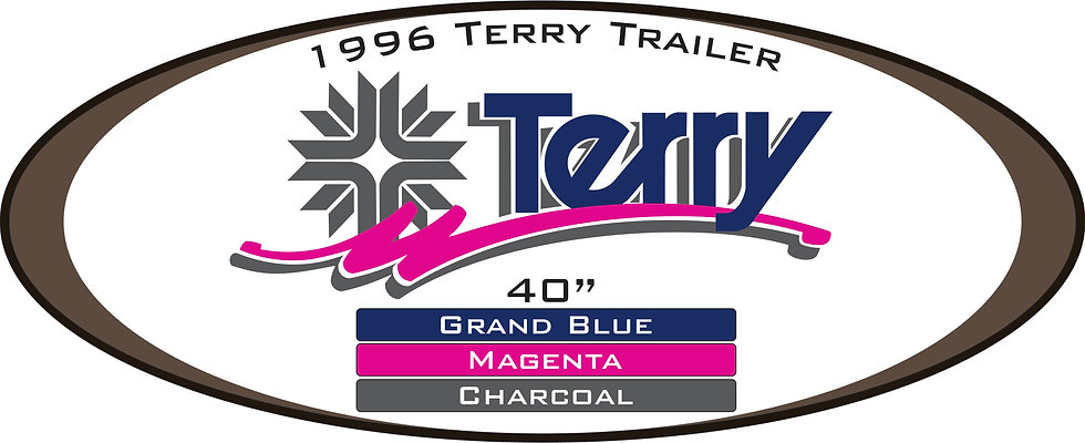 1996 Terry Travel Trailer