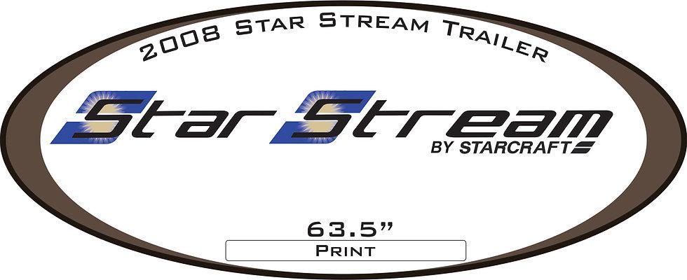 2008 Star Stream Travel Trailer