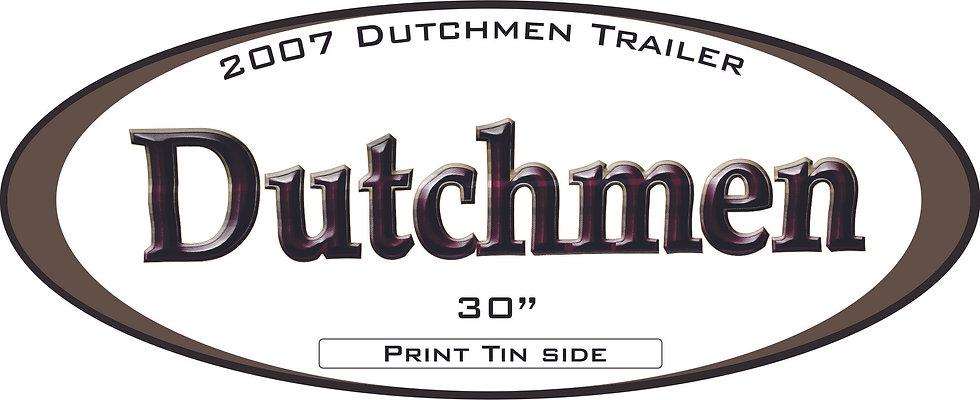 2007 Dutchmen Travel Trailer