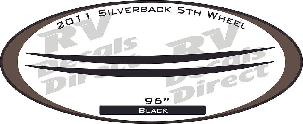 2011 Silverback 5th Wheel