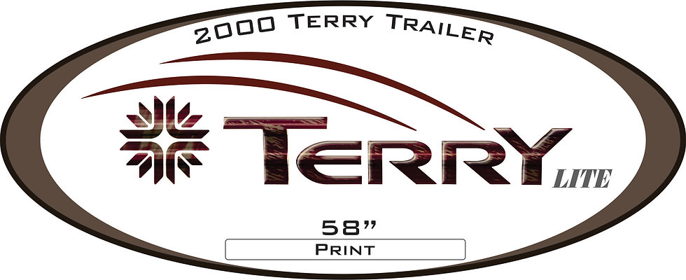 2000 Terry Travel Trailer