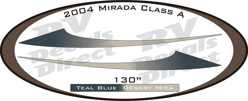 2004 Mirada Class A