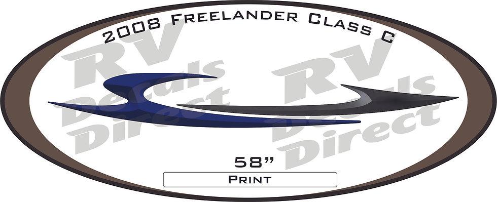 2008 Freelander Class C