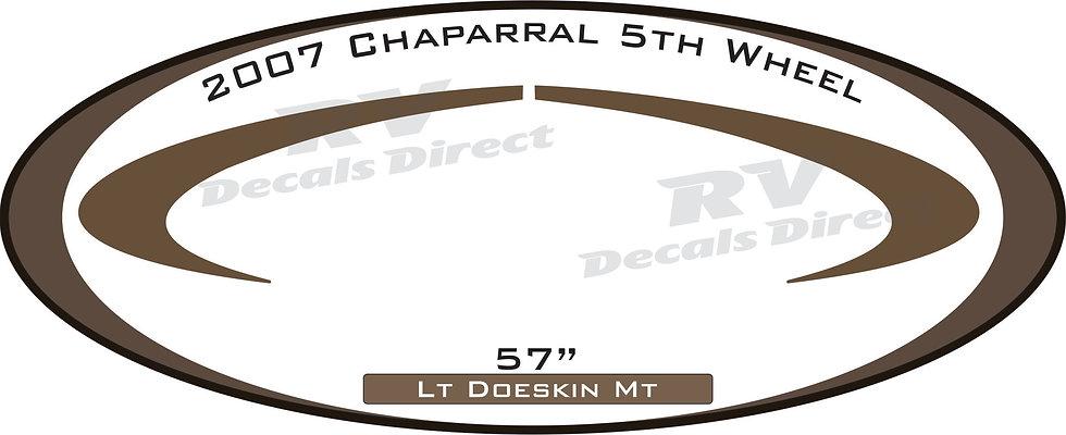 2007 Chaparral 5th Wheel