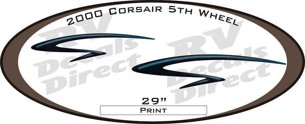 2000 Corsair 5th Wheel