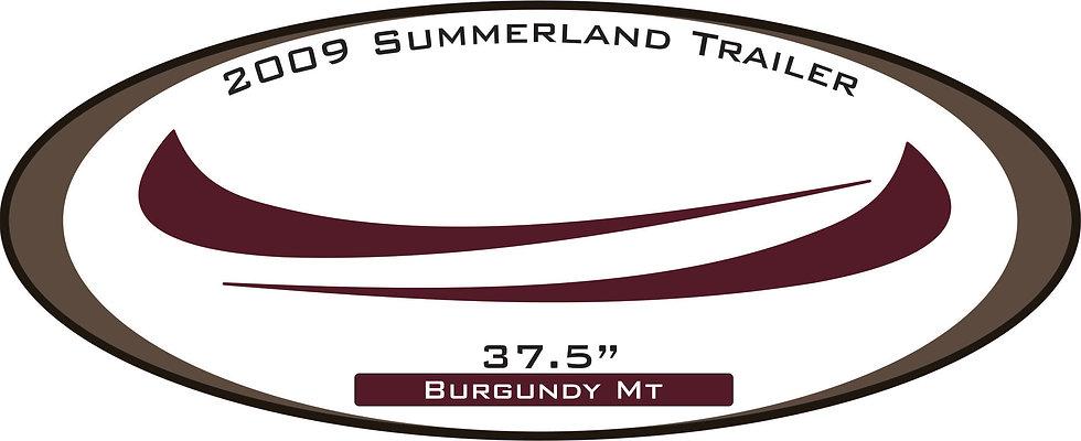2009 Summerland Travel Trailer