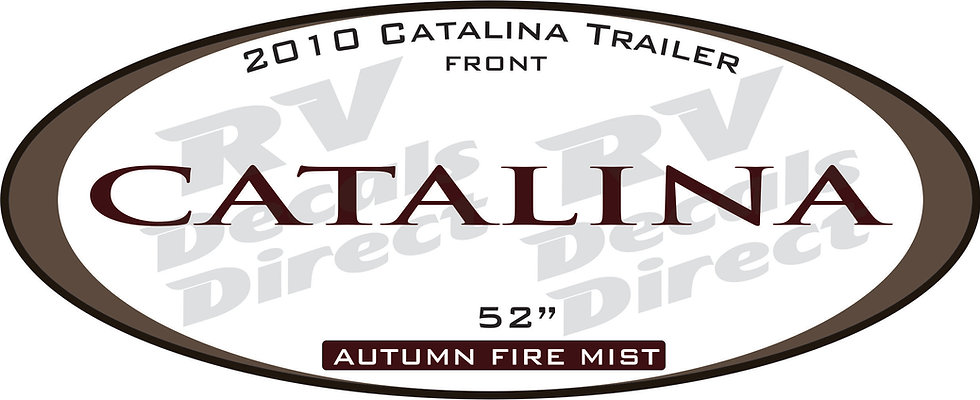 2010 Catalina Travel Trailer