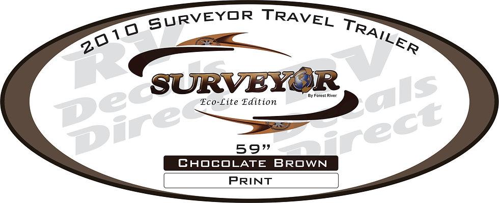 2010 Surveyor Travel Trailer