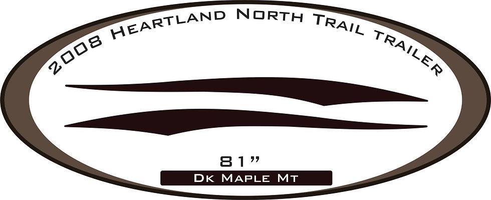 2008 North Trail Trailer