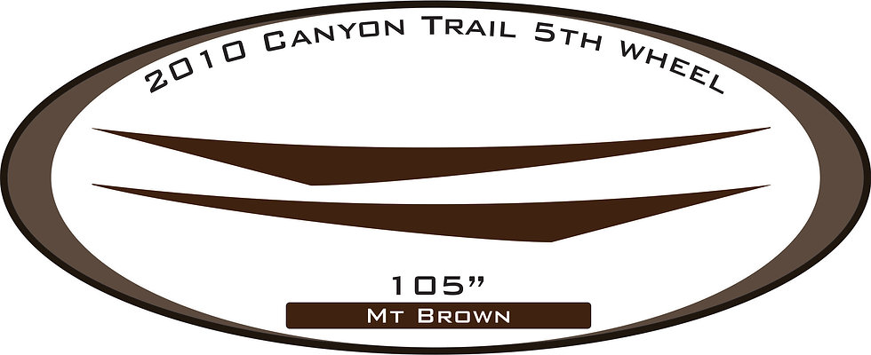 2010 Canyon Trail 5th Wheel