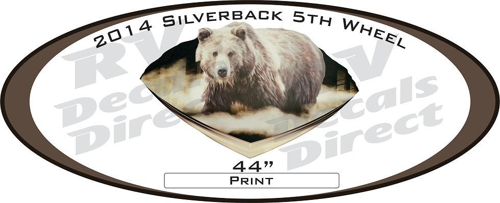 2014 Silverback 5th Wheel