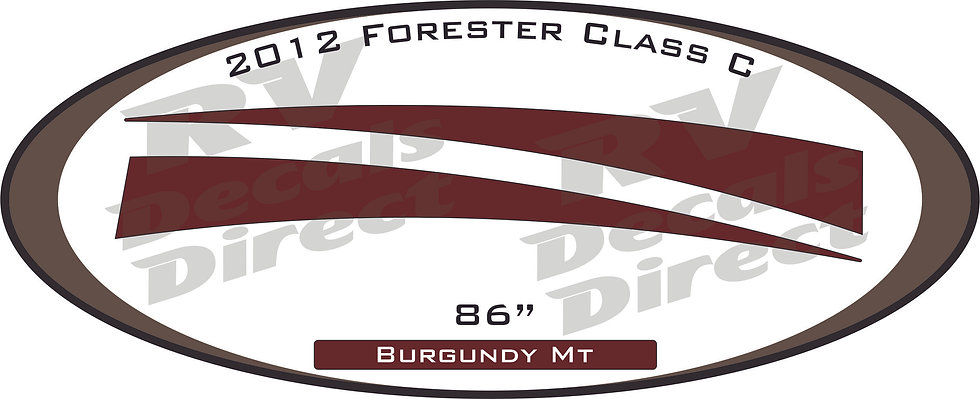 2012 Forester Class C