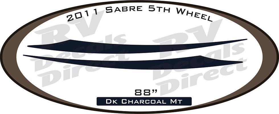 2011 Sabre 5th Wheel