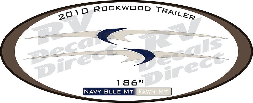 2010 Rockwood Travel Trailer