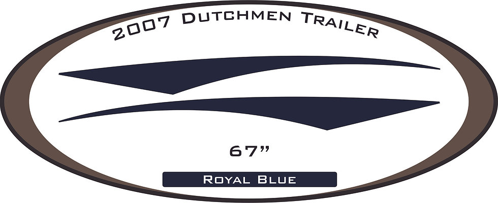 2007 Dutchmen Travel Trailer