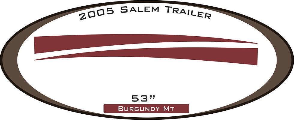 2005 Salem Trailer