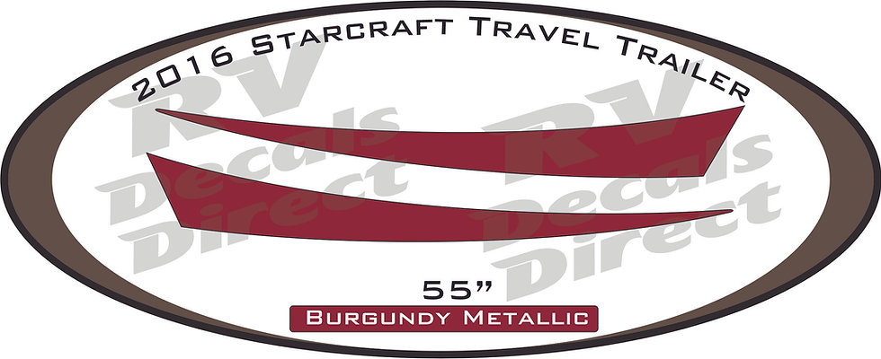 2016 Starcraft Travel Trailer