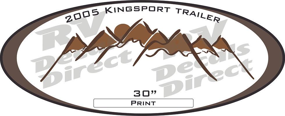 2005 Kingsport Travel Trailer