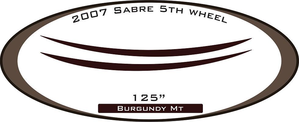 2007 Sabre 5th Wheel