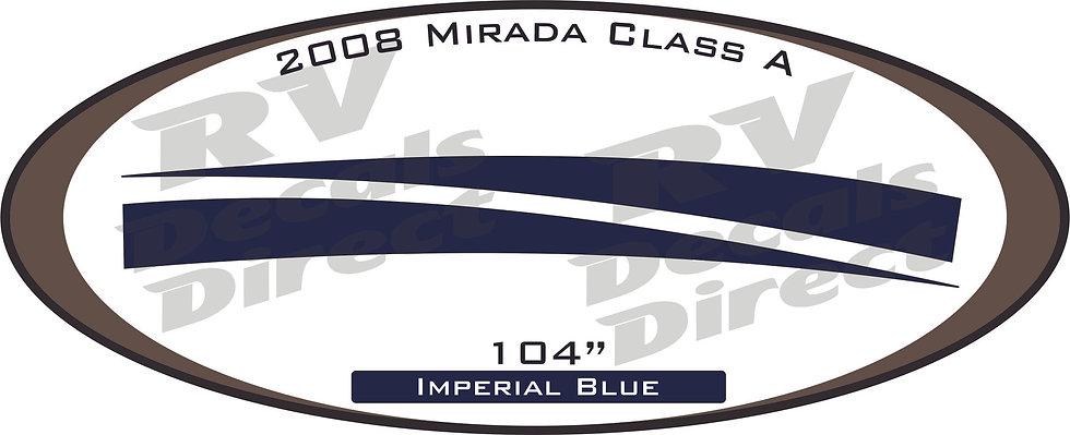 2008 Mirada Class A
