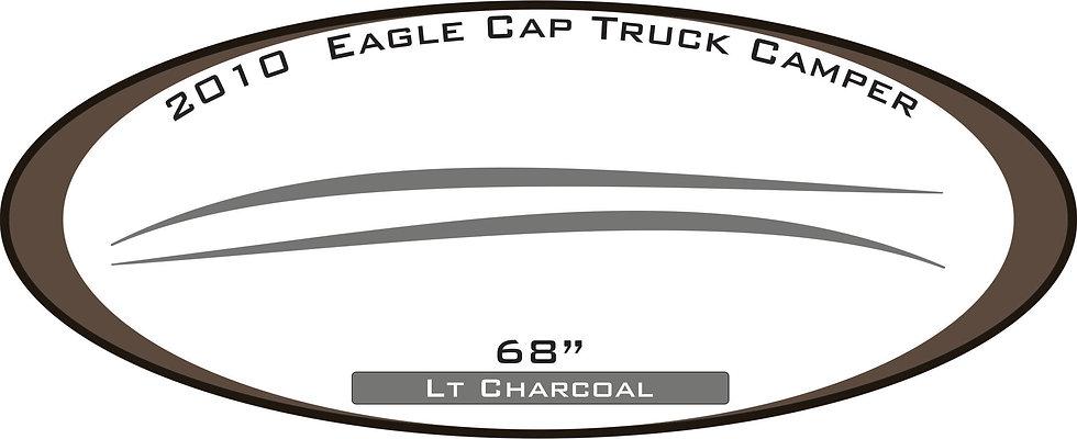 2012 Eagle Truck Cap