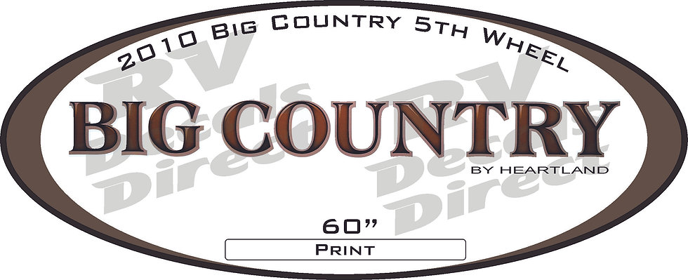2010 Big Country 5th Wheel